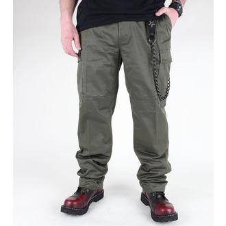 kalhoty pánské MIL-TEC - US Feldhose - Oliv, MIL-TEC