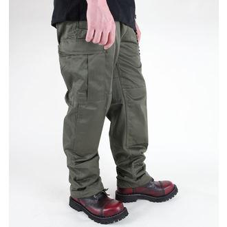 kalhoty pánské MIL-TEC - US Feldhose - Oliv - 11805001