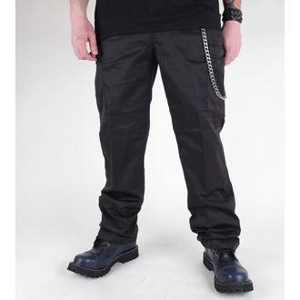 kalhoty pánské MIL-TEC - US Feldhose - Black, MIL-TEC
