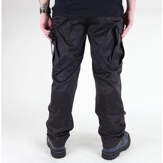 kalhoty pánské MIL-TEC - US Feldhose - Black - 11805002