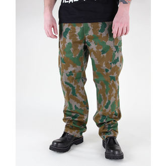 kalhoty pánské MIL-TEC - US Feldhose - NVA Flachentarn, MIL-TEC
