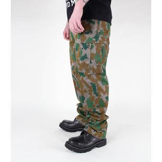 kalhoty pánské MIL-TEC - US Feldhose - NVA Flachentarn