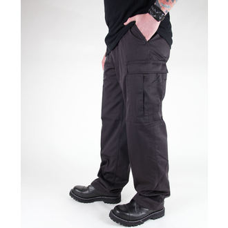 kalhoty pánské MIL-TEC - US Ranger Hose - BDU Black, MIL-TEC