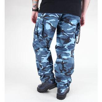 kalhoty pánské MIL-TEC - US Ranger Hose - BDU Skyblue, MIL-TEC