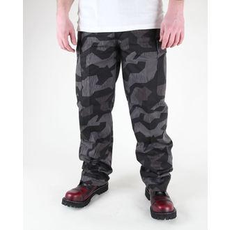 kalhoty pánské MIL-TEC - US Ranger Hose - BDU Splinternight, MIL-TEC