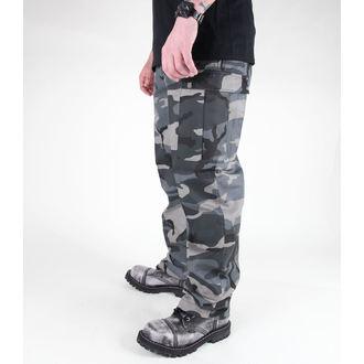 kalhoty pánské MIL-TEC - US Rangr Hose - BDU Dark Camo, MIL-TEC