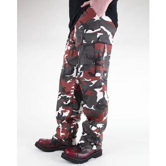 kalhoty pánské MIL-TEC - US Ranger Hose - BDU Red Camo, MIL-TEC