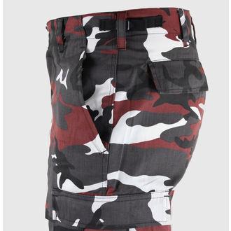 kalhoty pánské MIL-TEC - US Ranger Hose - BDU Red Camo