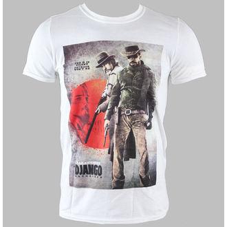 tričko pánské DJANGO - Silent - Wht - PE10038