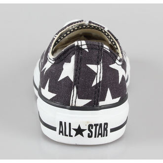 boty dámské CONVERSE - Chuck Taylor All Star - CT OX Black/White