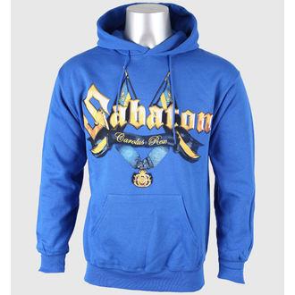 mikina pánská Sabaton - Carolus Rex - Blue - NUCLEAR BLAST, NUCLEAR BLAST, Sabaton