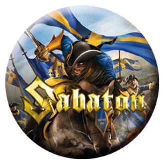 placka Sabaton - Carolus Rex - Limited, NUCLEAR BLAST, Sabaton