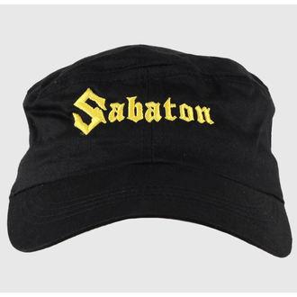 kšiltovka Sabaton - Logo - NUCLEAR BLAST, NUCLEAR BLAST, Sabaton