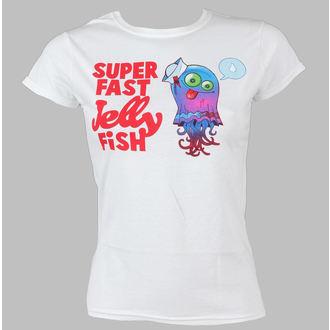 tričko dámské Gorillaz - Jellyfish - LIVE NATION, LIVE NATION, Gorillaz