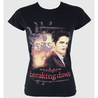 tričko dámské Twilight - Breaking Dawn - Edward Crest - LIVE NATION - PE8554SKBP