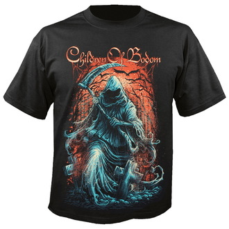 tričko pánské Children Of Bodom - Grim Reaper - NUCLEAR BLAST, NUCLEAR BLAST, Children of Bodom
