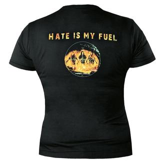 tričko dámské Destruction - Hate Is My Fuel - NUCLEAR BLAST, NUCLEAR BLAST, Destruction