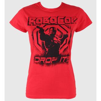 tričko dámské Robocop - Drop It - PLASTIC HEAD, PLASTIC HEAD