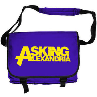 taška Asking Alexandria - Logo - PLASTIC HEAD, PLASTIC HEAD, Asking Alexandria