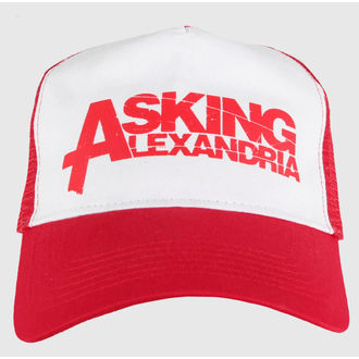 kšiltovka Asking Alexandira - Logo - PLASTIC HEAD, PLASTIC HEAD, Asking Alexandria