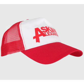 kšiltovka Asking Alexandira - Logo - PLASTIC HEAD