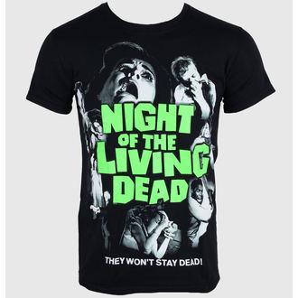 tričko pánské Horror - Night Of The Living Dead - PLASTIC HEAD - PH7282
