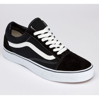 boty VANS - Old Skool - Black/White