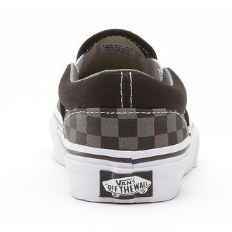 boty VANS - Classic Slip-on - Black/Pewter Checkerboard - VN000EYEBPJ