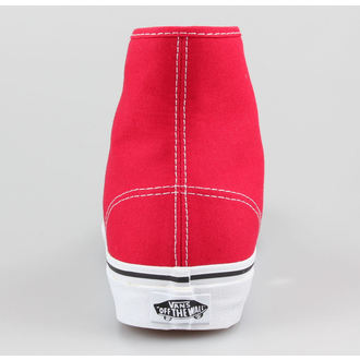 boty VANS - Authentic Hi - True Red