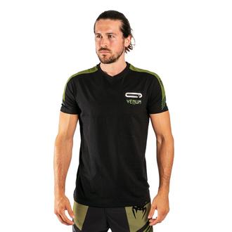 tričko pánské Venum - Cargo - Black/Green, VENUM