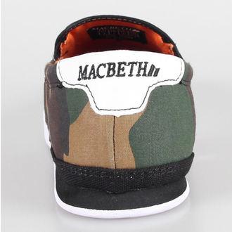 boty MACBETH - McQueen