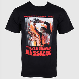 tričko pánské Texas Chainsaw Massacre - What Happened is True! - Black - IMPACT, IMPACT