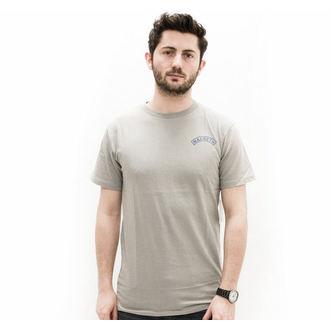 tričko pánské MACBETH - 1910 - Grey