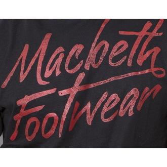 tričko pánské MACBETH (č.2) - Scripts - Black