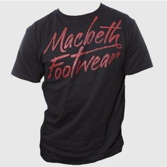 tričko pánské MACBETH (č.2) - Scripts, MACBETH