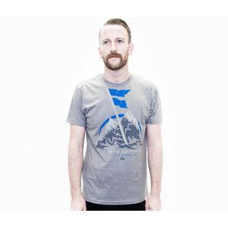 tričko pánské MACBETH - Republic - Ash Classic