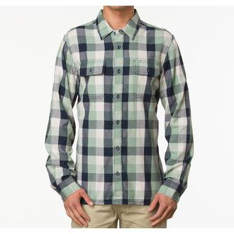 košile pánská VANS - Alameda - Green Bay - VO1B85U