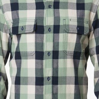 košile pánská VANS - Alameda - Green Bay