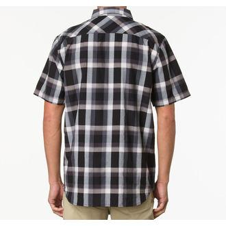 košile pánská VANS - Averill - Black/White, VANS