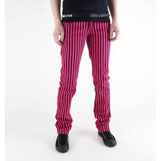 kalhoty dámské 3RDAND56th - Stripe Skinny - JM444, 3RDAND56th