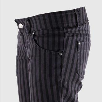 kalhoty dámské 3RDAND56th - Stripe Skinny - JM444