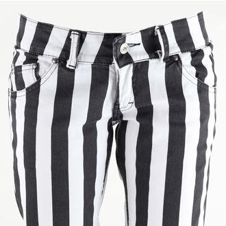 kalhoty dámské 3RDAND56th - 1 Stripe Skinny Jeans - JM1111