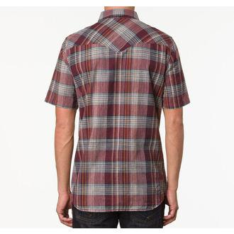 košile pánská VANS - Edgeware - Redrum Plaid, VANS