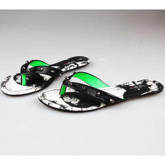 boty dámské IRON FIST - Loose Tooth Flat Sandal