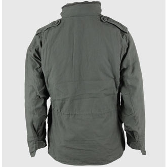 bunda pánská MMB - M65 Fieldjacket NYCO washed - OLIV