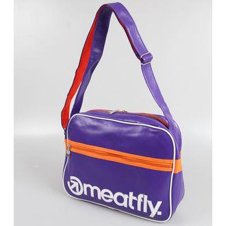 taška (kabelka) MEATFLY - Geromes D - Violet/Orange