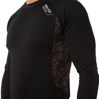 tričko pánské s dlouhým rukávem (termo) IRON FIST - Stamina Base Layer