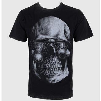 tričko pánské IRON FIST - Too Much - Black