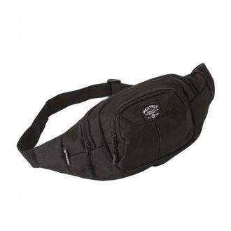 taška (ledvinka) MEATFLY - WALLY WAIST A - Black, MEATFLY