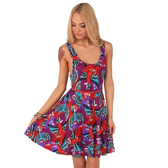 šaty dámské IRON FIST - Havana Breeze Jersey - Purple